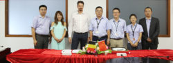 BYD and CMI sign a MoU